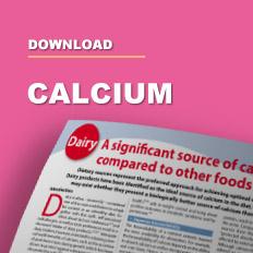 Calcium Recommendations