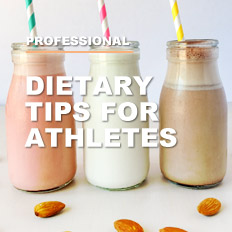 Dietary Tips for atheletes