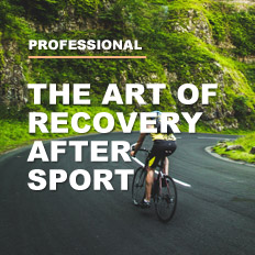 The Art of Recovery after sport