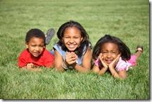 kids in the field web