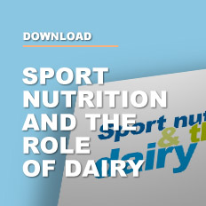 Sport Nutrition and the role of dairy