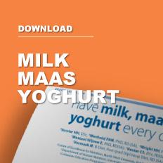 Milk Maas Yoghurt