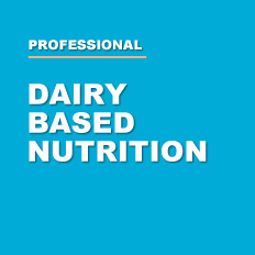 Dairy Based Nutrition