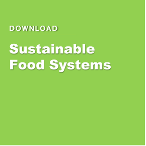 Sustainable Food Systems Downloads